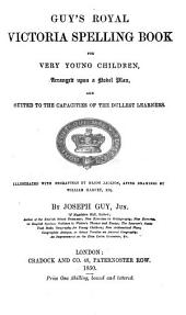 Guy's Royal Victoria spelling book for very young children