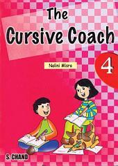 The Cursive Coach Book 4