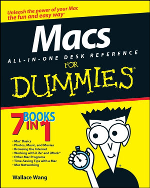 Macs All in One Desk Reference For Dummies PDF