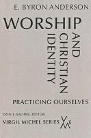 Worship and Christian Identity PDF