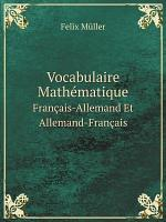 Vocabulaire Math matique PDF