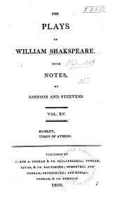 Hamlet. Timon of Athens