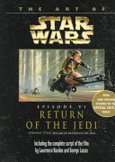 The Art Of Return Of The Jedi  Star Wars