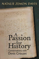 A Passion for History Book