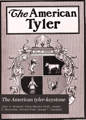 The American Tyler-keystone: Devoted to Freemasonry and Its Concerdant Others, Volume 20