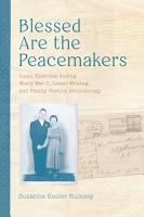 Blessed Are the Peacemakers PDF