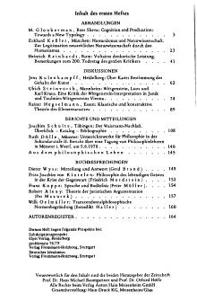 Zeitschrift f  r philosophische Forschung PDF