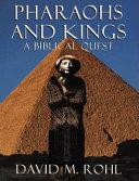 Pharoahs  sic  and Kings