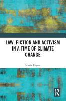 Law  Fiction and Activism in a Time of Climate Change PDF
