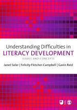 Understanding Difficulties in Literacy Development
