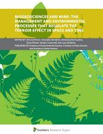 Biogeosciences and Wine: the Management and Environmental Processes that Regulate the Terroir Effect in Space and Time