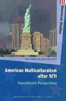 American Multiculturalism After 9 11 PDF