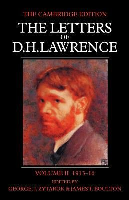 Download The Letters of D  H  Lawrence Book