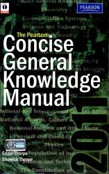 Concise General Knowledge Manual Book PDF
