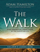 The Walk Children S Leader Guide Book PDF