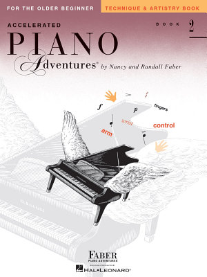Accelerated Piano Adventures for the Older Beginner  Technique   Artistry
