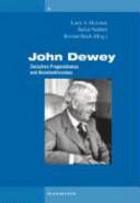 John Dewey PDF
