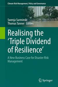 Realising the  Triple Dividend of Resilience