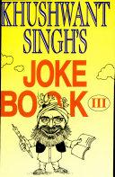 Khushwant Singh's Joke Book 3