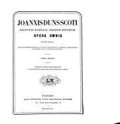 Opera omnia: Volume 10