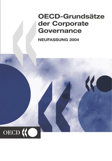 OECD Grunds  tze der Corporate Governance 2004 PDF