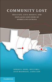 Community Lost: The State, Civil Society, and Displaced Survivors of Hurricane Katrina