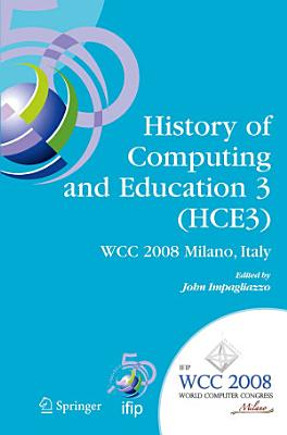 History of Computing and Education 3  HCE3  PDF