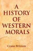 History of Western Morals