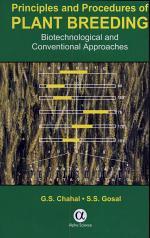 Principles and Procedures of Plant Breeding