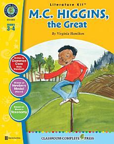 M C  Higgins  The Great   Literature Kit Gr  3 4 PDF