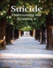 Suicide: Understanding and Preventing It -- Beyond Today Bible Study Aid