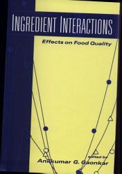 Ingredient Interactions Book PDF