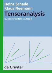 Tensoranalysis: Ausgabe 3
