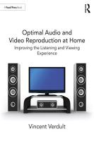 Optimal Audio and Video Reproduction at Home PDF