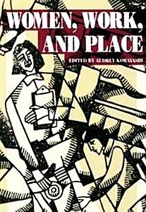 Women  Work  and Place Book