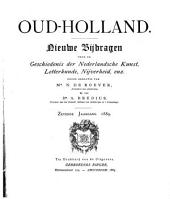 Oud Holland: Volume 7