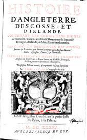 Histoire d'Angleterre, d'Escosse et d'Irlande. 3. ed. rev. et augm