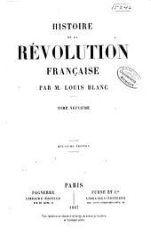 Histoire de la révolution française: Volume9