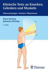Klinische Tests an Knochen  Gelenken und Muskeln PDF