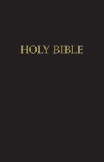 Large Print Pew Bible-KJV