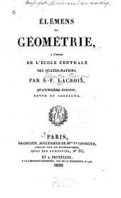 Élémens de géometrie ...
