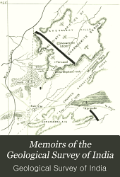 Memoirs of the Geological Survey of India: Volume 30, Part 2