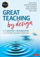 Great Teaching By Design Book PDF