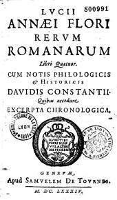 Rerum romanarum libri IV