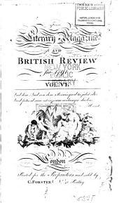 The Literary Magazine and British Review: Volume 6