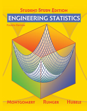 Engineering Statistics  Student Study Edition
