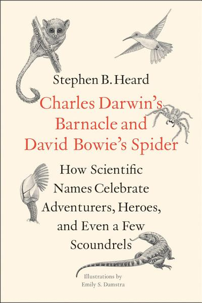 Download Charles Darwin s Barnacle and David Bowie s Spider Book