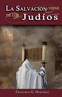 La Salvacion Viene de Los Judios PDF