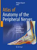 Atlas Of Anatomy Of The Peripheral Nerves Book PDF