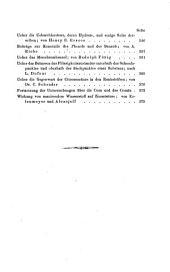 Annalen der Pharmacie: Band 121